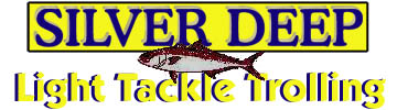Silver Deep LIGHT TACKLE TROLLING